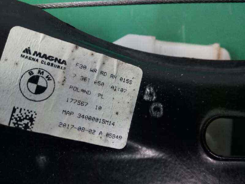 ELEVALUNAS TRASERO DERECHO BMW BAUREIHE 3 TOURING  (F31) 318d  2.0 16V Turbodiesel (150 CV)     0.15 - ..._img_2