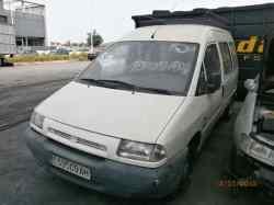 citroen jumpy combi confort (5/6 plazas)  1.9 diesel (69 cv) 1995-2004 WJZDW8 VF7U6UR0012