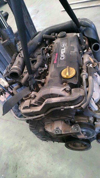 MOTOR COMPLETO OPEL CORSA C Elegance  1.7 16V DTI CAT (Y 17 DT / LR6) (75 CV)     08.00 - 12.03_img_2