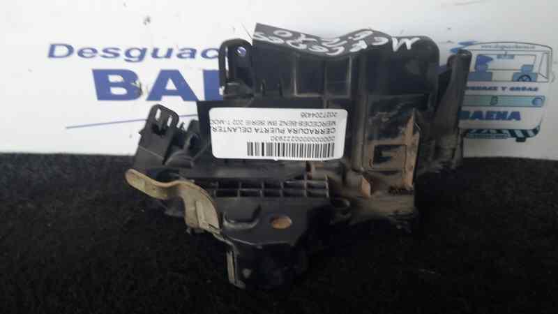 CERRADURA PUERTA DELANTERA DERECHA MERCEDES CLASE C (W202) FAMILIAR 250 T Turbodiesel (202.188)  2.5 20V Turbodiesel CAT (150 CV) |   01.96 - 12.01_img_1