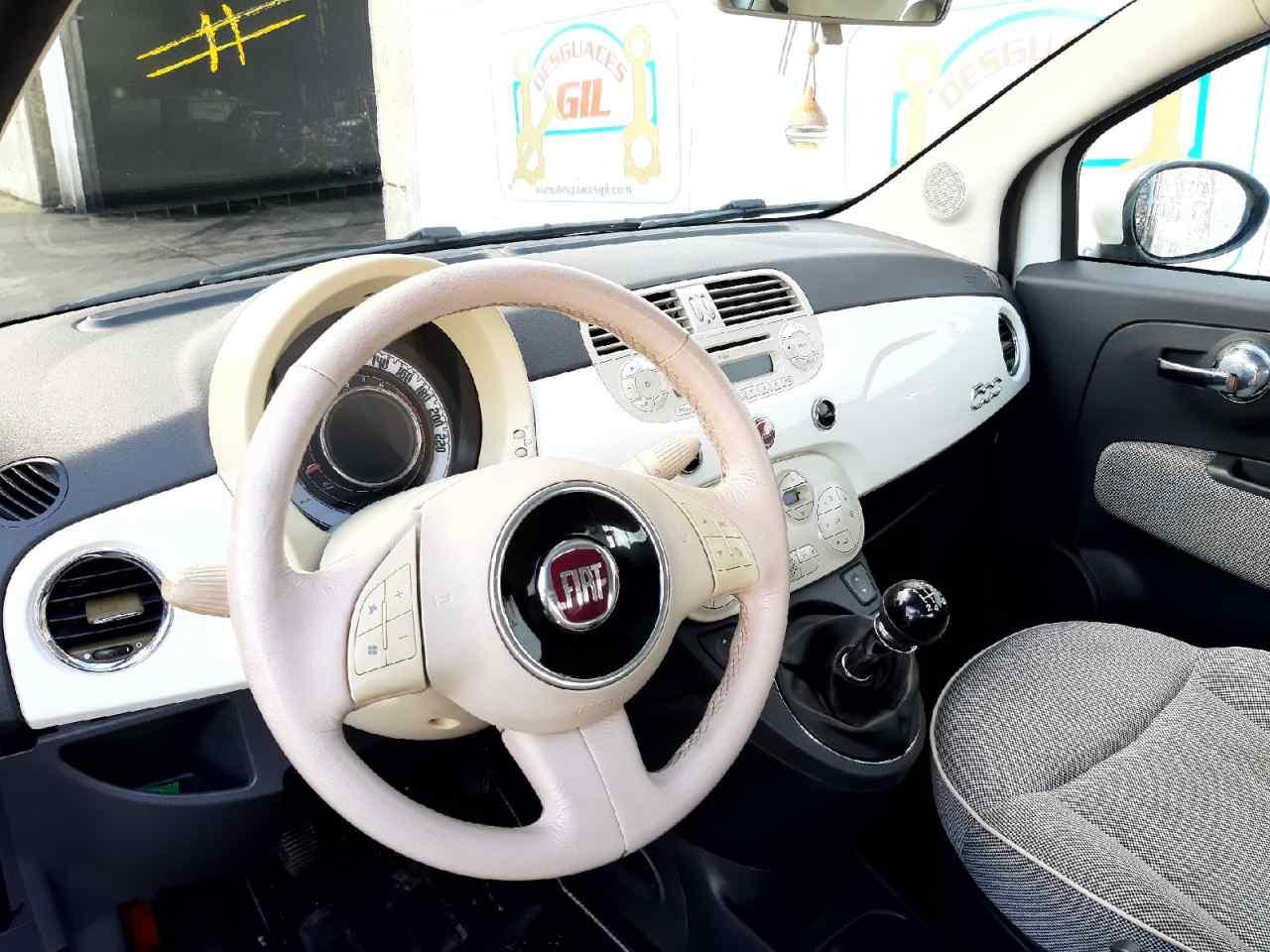 CREMALLERA DIRECCION FIAT NUOVA 500 (150) by Diesel  1.3 16V JTD CAT (75 CV)     09.08 - 12.15_img_5