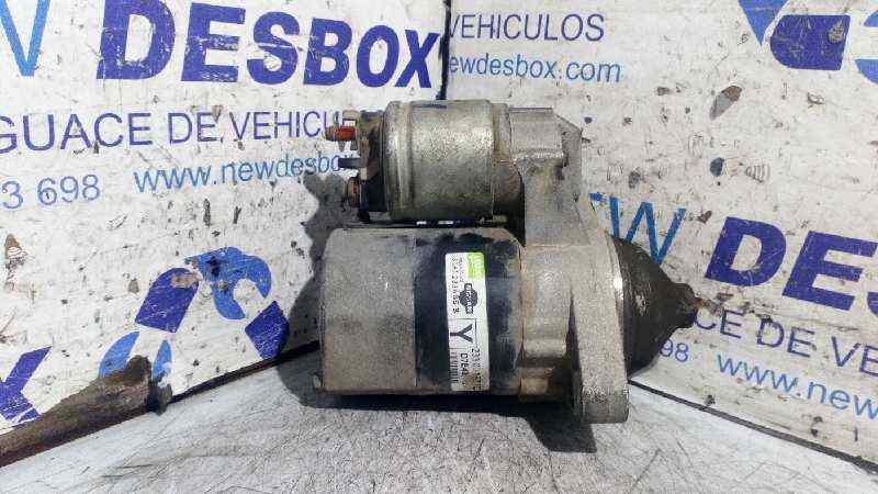 MOTOR ARRANQUE NISSAN NOTE (E11E) Acenta  1.4 CAT (88 CV)     01.06 - 12.12_img_0