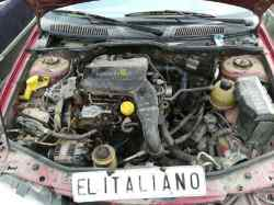 RENAULT MEGANE I FASE 2 CLASSIC (LA..) 1.9 dTi Diesel