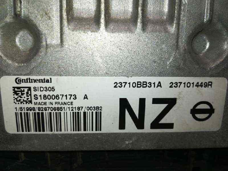 CENTRALITA MOTOR UCE NISSAN QASHQAI (J10) Visia  1.5 dCi Turbodiesel CAT (103 CV) |   01.08 - ..._img_1