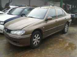 peugeot 406 berlina (s1/s2) stdt  2.0 hdi (109 cv) 1998-2004 DW10ATED VF38BRHZE80