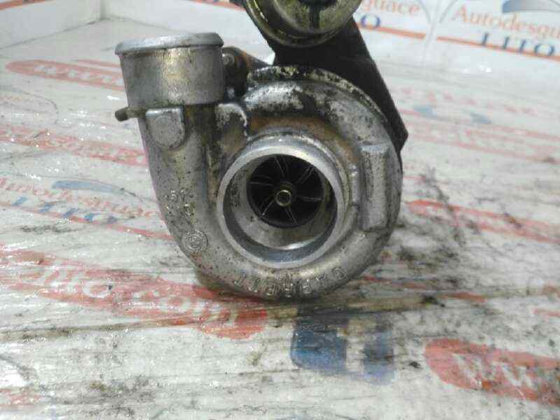 TURBOCOMPRESOR MERCEDES CLASE E (W210) FAMILIAR 290 T Turbodiesel (210.217)  2.9 Turbodiesel CAT (129 CV) |   01.96 - 12.98_img_2