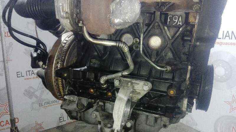 MOTOR COMPLETO RENAULT SCENIC II Grand Dynamique  1.9 dCi Diesel (120 CV) |   10.06 - ..._img_2