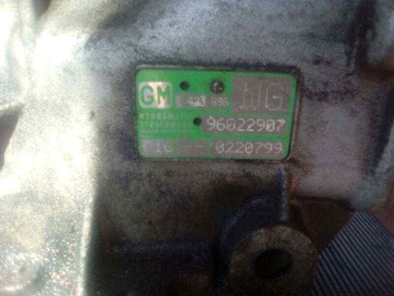 CAJA CAMBIOS BMW SERIE 3 BERLINA (E46) 330d  3.0 24V Turbodiesel CAT (184 CV) |   02.00 - 12.03_img_1