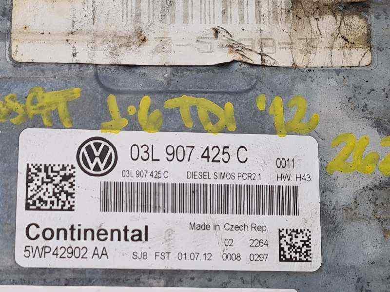 CENTRALITA MOTOR UCE VOLKSWAGEN PASSAT VARIANT (365) Advance BlueMotion  1.6 TDI DPF (105 CV) |   08.10 - 12.15_img_2