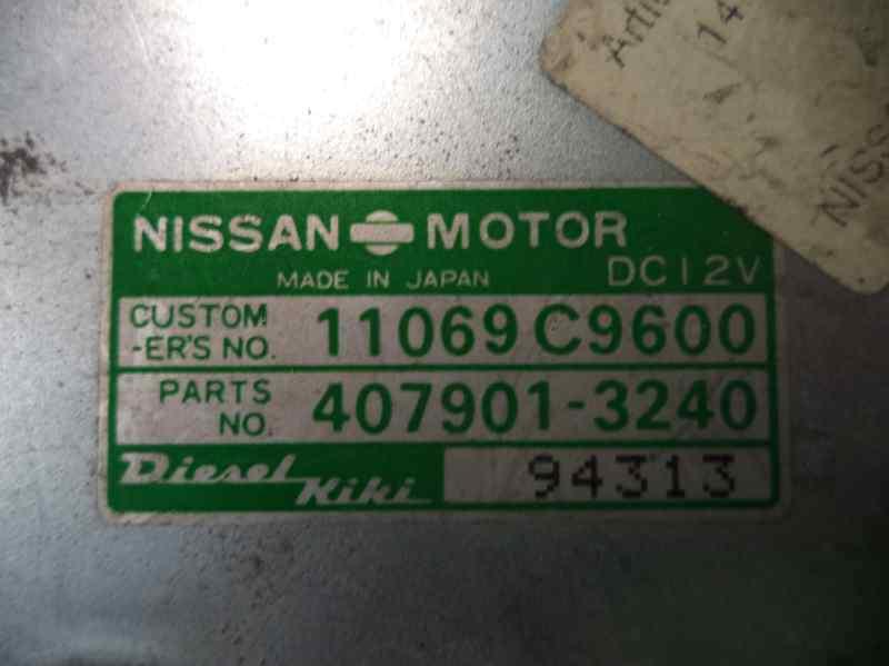 CAJA PRECALENTAMIENTO NISSAN PATROL (K/W260) Largo TA  2.8 Diesel (95 CV) |   03.89 - 12.98_img_2