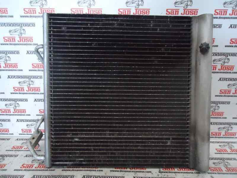 CONDENSADOR / RADIADOR  AIRE ACONDICIONADO SMART COUPE Básico (45kW)  0.7 Turbo CAT (61 CV) |   01.03 - 12.06_img_0