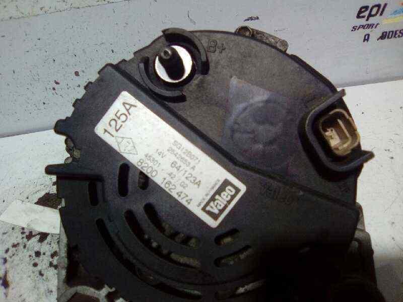 ALTERNADOR RENAULT LAGUNA II (BG0) Authentique  1.9 dCi Diesel (120 CV)     0.01 - ..._img_1