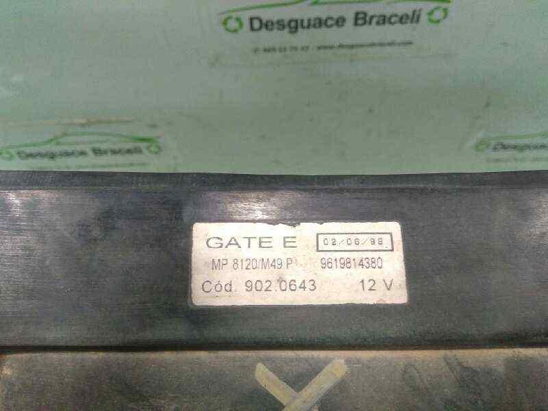 ELECTROVENTILADOR CITROEN BERLINGO 1.9 600 D Furg.   (69 CV) |   08.96 - 12.02_img_1