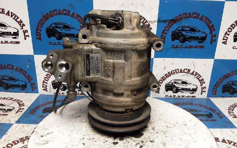 COMPRESOR AIRE ACONDICIONADO MITSUBISHI MONTERO (V20/V40) 2800 TD GLS (4-ptas.)  2.8 Turbodiesel (125 CV) |   01.94 - 12.97_img_2