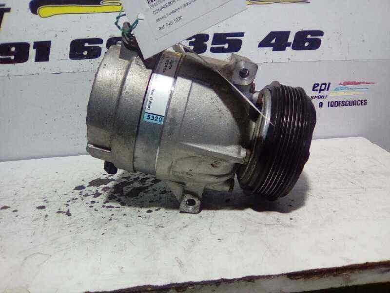 COMPRESOR AIRE ACONDICIONADO RENAULT LAGUNA II (BG0) Authentique  2.2 dCi Turbodiesel (150 CV) |   0.01 - ..._img_4