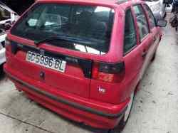 seat ibiza (6k) cl  1.4  (60 cv) 1995-1996 AEX VSSZZZ6KZTR