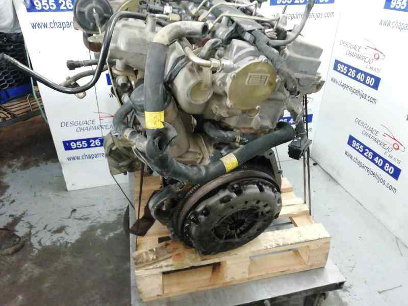 MOTOR COMPLETO SSANGYONG REXTON RX 270 Full  2.7 Turbodiesel CAT (163 CV)     08.03 - 12.06_img_3