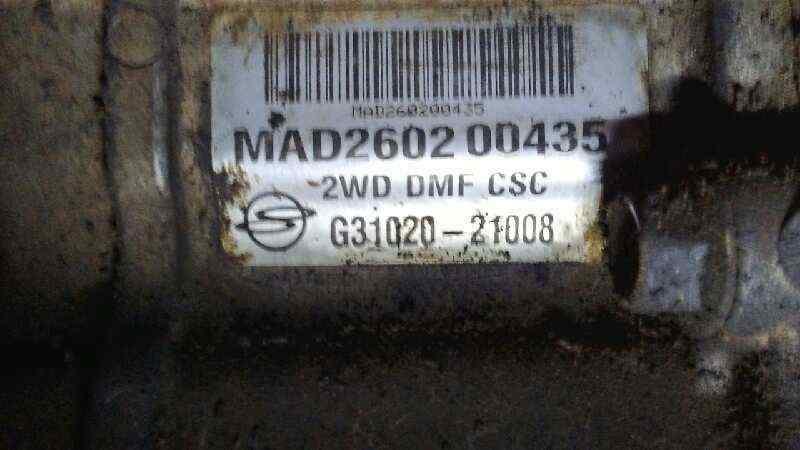 CAJA CAMBIOS SSANGYONG RODIUS Xdi  2.7 Turbodiesel CAT (163 CV) |   05.05 - 12.11_img_0