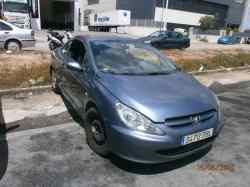 peugeot 307 cc (s1) 1.6   (109 cv) 2003-2005 NFU(TU5JP4) VF33BNFUC83
