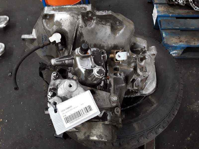 CAJA CAMBIOS OPEL ASTRA G BERLINA Sport  2.0 16V CAT (X 20 XEV / L34) (136 CV) |   08.99 - ..._img_0