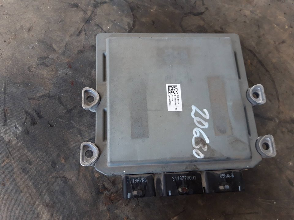 CENTRALITA MOTOR UCE PEUGEOT 407 ST Confort  2.0 16V HDi CAT (RHR / DW10BTED4) (136 CV)     0.04 - ..._img_1