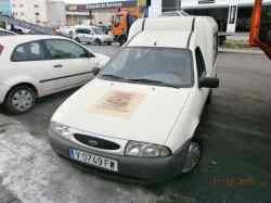 ford fiesta courier (dx) furg.  1.8 diesel cat (60 cv) 1999- RTJ WF05XXBAJ5V