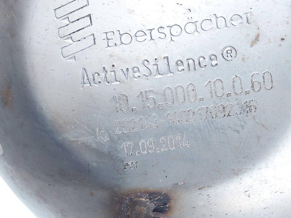 TUBO ESCAPE COMPLETO VOLKSWAGEN GOLF VII LIM. GTD BlueMotion  2.0 TDI (184 CV) |   03.13 - 12.15_img_3