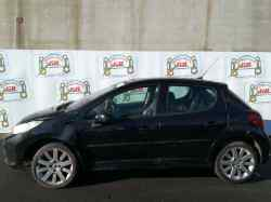 PEUGEOT 207 1.6 HDi CAT (9HZ / DV6TED4)
