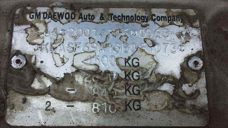 DAEWOO KALOS 1.4 SR   (83 CV) |   12.02 - 12.04_img_5