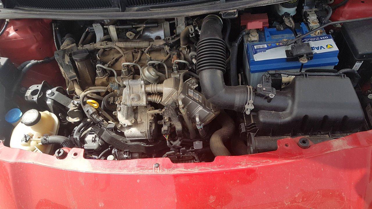 TOYOTA YARIS Active  1.4 Turbodiesel CAT (90 CV) |   11.08 - 12.09_img_1