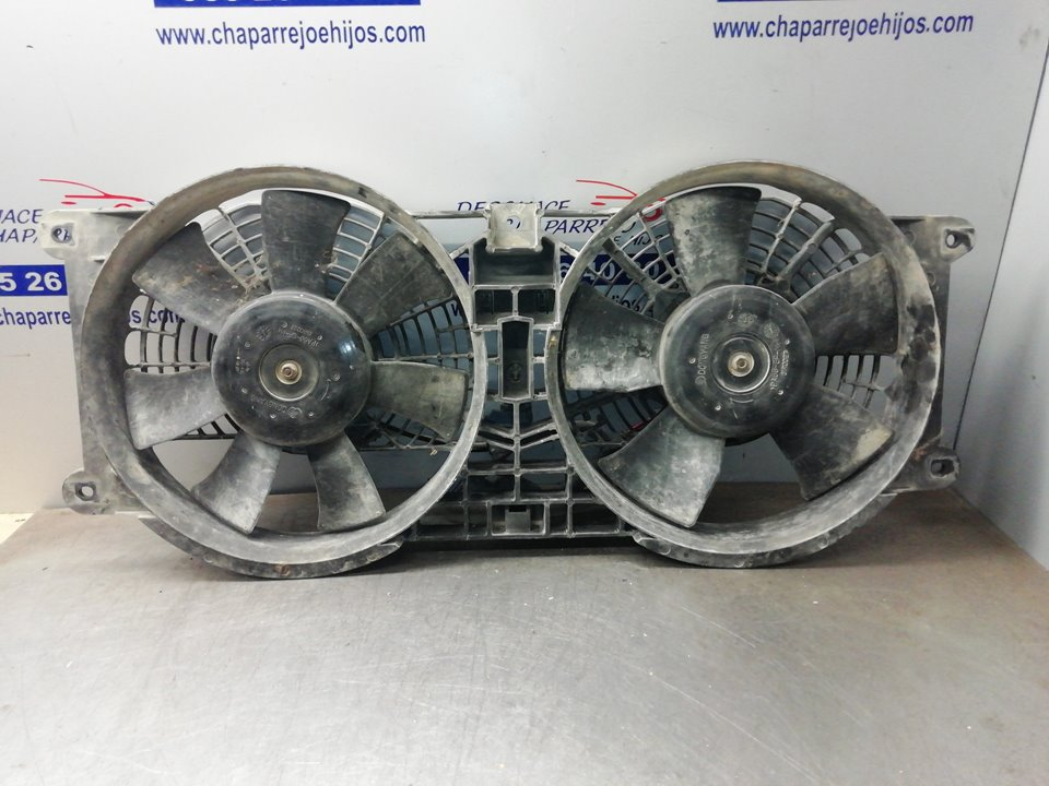 ELECTROVENTILADOR SSANGYONG REXTON RX 270 Full  2.7 Turbodiesel CAT (163 CV)     08.03 - 12.06_img_3