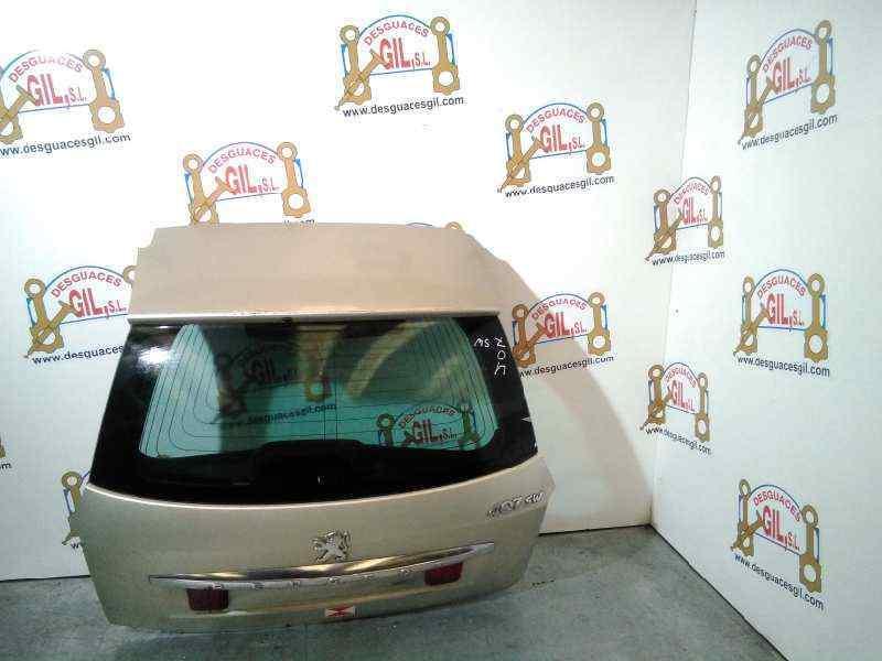 PORTON TRASERO PEUGEOT 407 SW Premium  2.0 16V HDi FAP CAT (RHR / DW10BTED4) (136 CV)     05.04 - 12.09_img_2