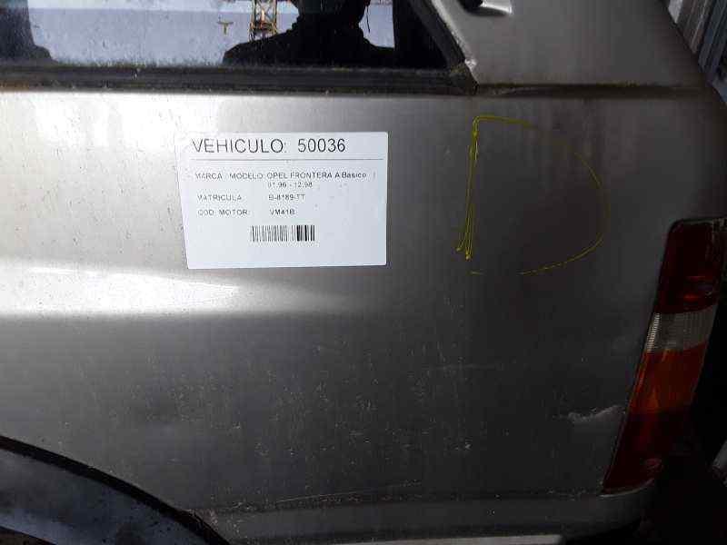 OPEL FRONTERA A Básico  2.5 Turbodiesel (116 CV) |   01.96 - 12.98_img_2