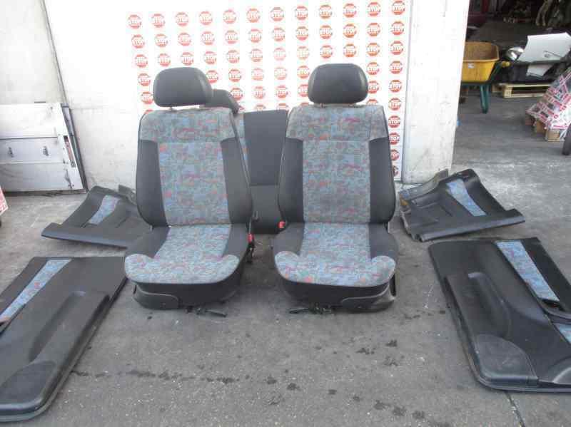 JUEGO ASIENTOS COMPLETO SEAT IBIZA (6K) CL  1.05 CAT (AAU) (45 CV) |   09.95 - 12.96_img_0