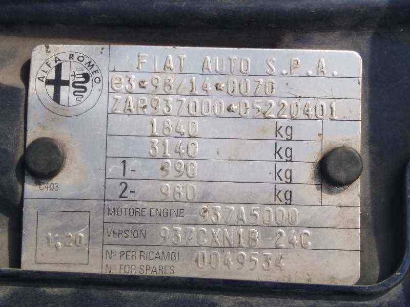 ALFA ROMEO GT (125) 1.9 JTD 16V 150/ Distinctive   (150 CV)     01.04 - 12.06_img_4