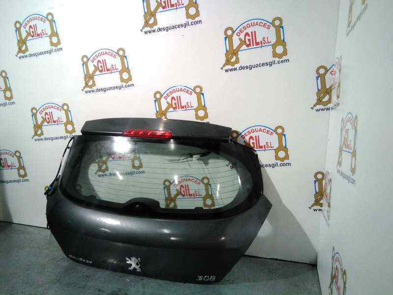 PORTON TRASERO PEUGEOT 308 Confort  1.6 16V HDi (90 CV) |   09.07 - 12.10_img_2