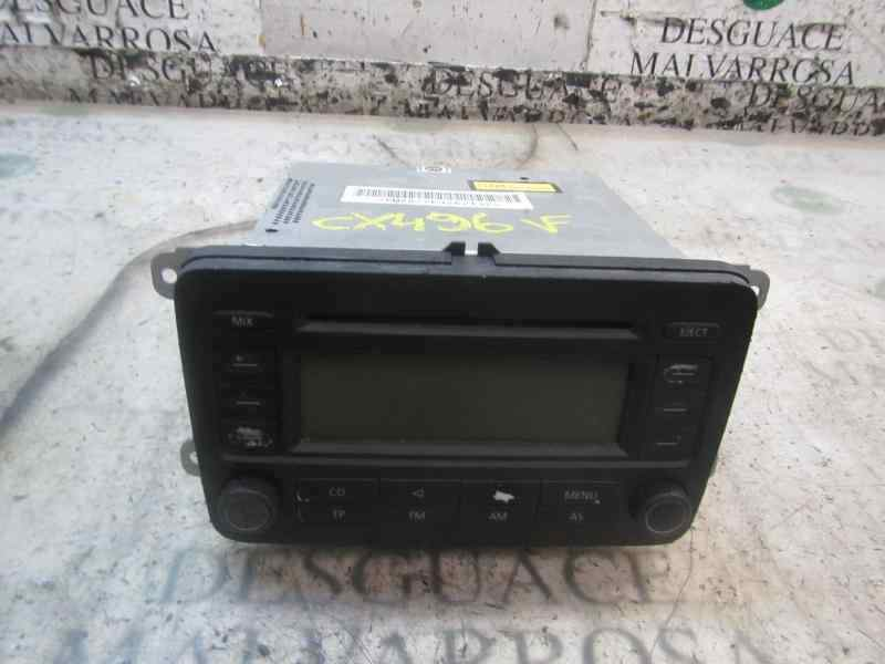 SISTEMA AUDIO / RADIO CD VOLKSWAGEN GOLF V BERLINA (1K1) Conceptline (E)  1.6  (102 CV) |   0.03 - ..._img_0