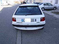 OPEL ASTRA F BERLINA 1.7 Diesel