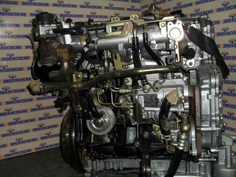 MOTOR COMPLETO NISSAN ALMERA (N16/E) 2.2 16V Turbodiesel CAT   (110 CV)     0.00 - ..._img_1