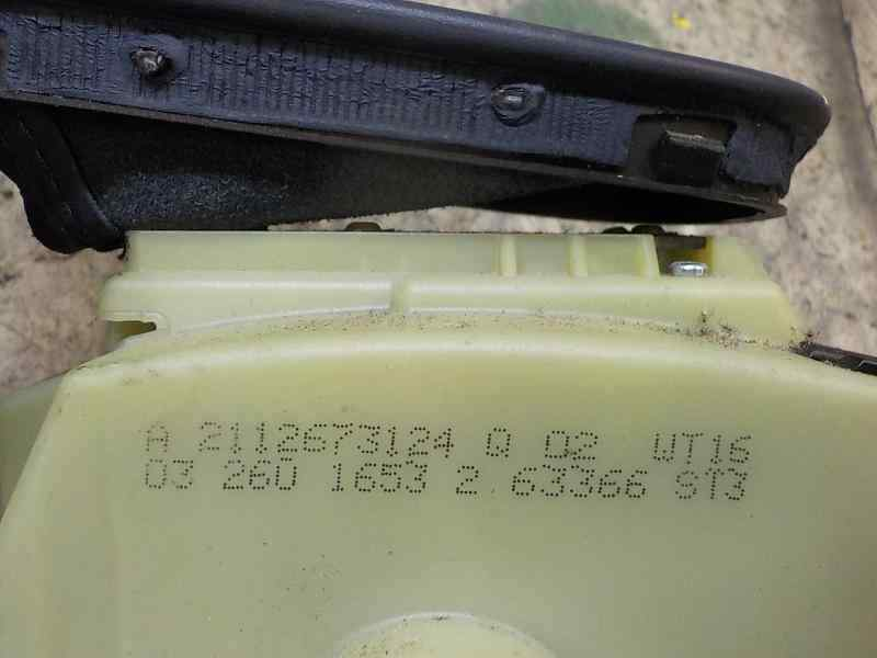 PALANCA CAMBIO MERCEDES CLASE E (W211) BERLINA E 270 CDI (211.016)  2.7 CDI CAT (177 CV) |   01.02 - 12.05_img_2