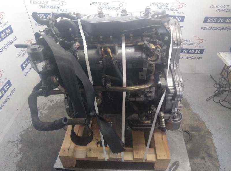 MOTOR COMPLETO NISSAN ALMERA (N16/E) Acenta  2.2 dCi Diesel CAT (112 CV) |   10.02 - 12.04_img_2