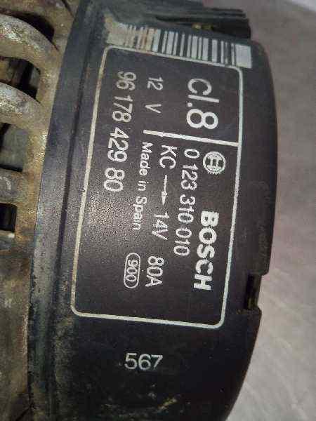 ALTERNADOR PEUGEOT EXPERT KASTEN KOMFORT Confort  1.9 Diesel (69 CV) |   12.95 - ..._img_3