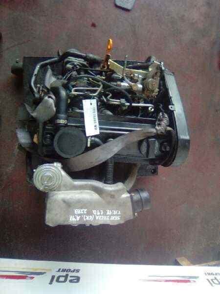 MOTOR COMPLETO SEAT IBIZA (6K) Básico  1.9 Diesel CAT (1Y) (64 CV) |   12.96 - 12.97_img_3