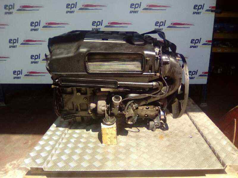 MOTOR COMPLETO BMW SERIE 3 BERLINA (E46) 330d  3.0 24V Turbodiesel CAT (184 CV) |   02.00 - 12.03_img_3