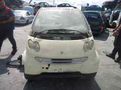smart coupe básico (45kw)  0.7 turbo cat (61 cv) 2003-2006 G15 WME4503321J