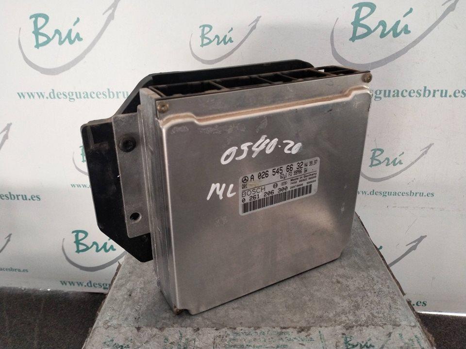 CENTRALITA MOTOR UCE MERCEDES CLASE M (W163) 320 (163.154)  3.2 V6 18V CAT (218 CV) |   09.97 - 12.02_img_0