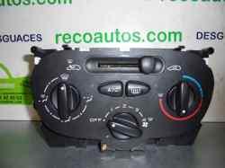 mando calefaccion / aire acondicionado peugeot 206 berlina xs-line 1.4 hdi (68 cv) 2001-