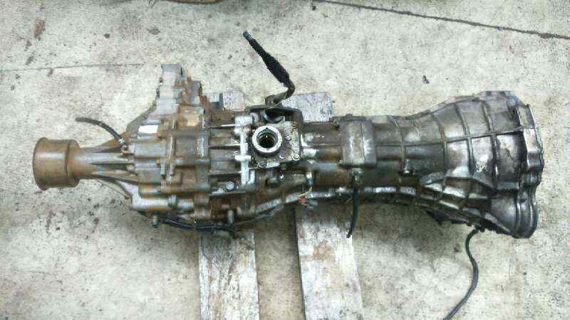 CAJA CAMBIOS NISSAN PICK-UP (D22) TD Doble Cabina 4X4  2.5 Turbodiesel (103 CV) |   0.98 - ..._img_0