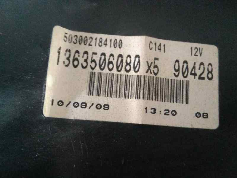 CUADRO INSTRUMENTOS FIAT FIORINO SX Furg.  1.3 16V JTD CAT (75 CV) |   02.08 - ..._img_2
