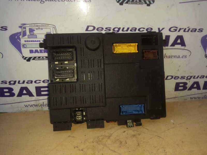 CAJA RELES / FUSIBLES CITROEN BERLINGO 1.8 Diesel (A9A. 161A / XUD7)   (58 CV) |   0.96 - 0.02_img_0